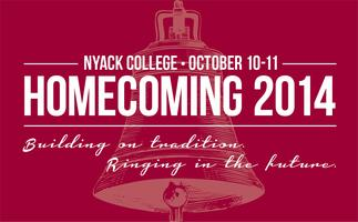 Nyack College Homecoming 2014 (Oct. 10-11)