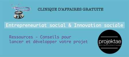 Clinique d'affaires en entrepreneuriat social &...