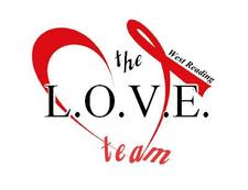 The L.O.V.E Team logo
