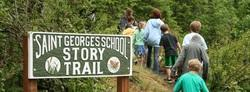 Story Trail 8/29/14 at 10 am