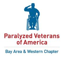 Paralyzed Veterans of America, Bay Area & Western Chapter logo