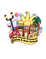 30th Annual Pittsburg Seafood & Music Festival