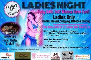 BoLLyWooD & BeYoND ~Ladies Night~ Baby Dolls Just...