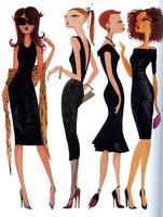 Sophisticates Take Sarasota! Little Black Dress at Blu...