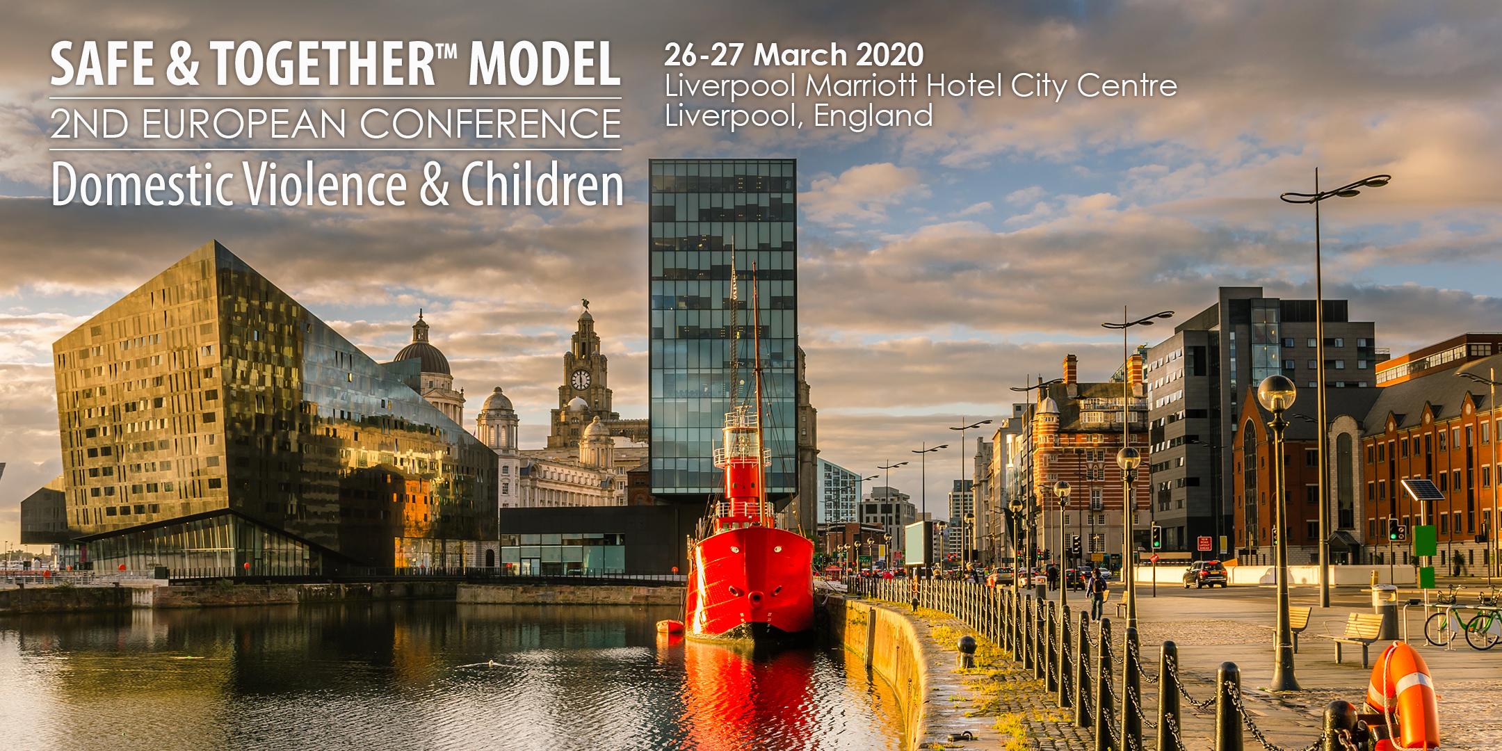 2nd Safe & Together™ Model European Conference: Domestic Violence & Children