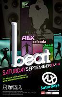 AX beat SATURDAYS at the PHOENIX September 13th 2014