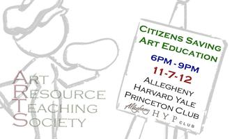 Citizens Saving Art Education...
