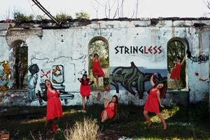 STRINGLESS @ ΜΥΛΟΣ CLUB ΠΕΜ 1 ΝΟΕΜ