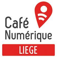 Café Numérique Liège logo