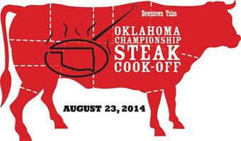 Oklahoma Championship Steak Cook-off: Event Volunteers