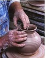 2014 Saturday Clay Dates with Karen Pinto and Rosiland...
