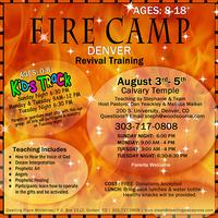Fire Camp Denver