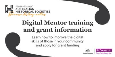 Digital Mentor training and grant information