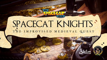 The SpaceCat Show Thursday Night Comedy - Spacecat Knights