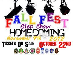 CLEMSON FALL FEST 2012