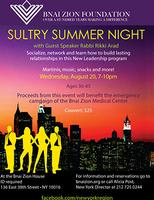 Sultry Summer Night