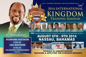 ORLANDO, FL LIVE SIMULCAST of the Int'l KINGDOM...