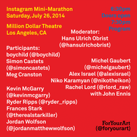 Instagram Mini-Marathon