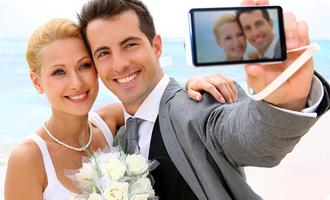 "Customize ""Wedding Selfie"" Camera/Photo App For Your..."