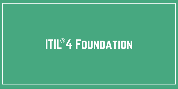 ITIL® 4 Foundation Training & Certification in Toronto