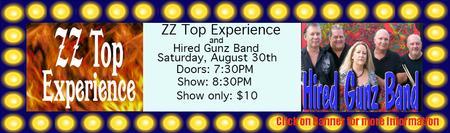 ZZ Top Experience