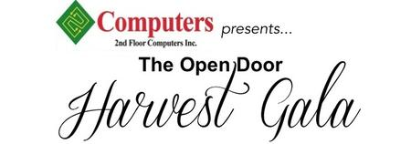 The Open Door Harvest Gala