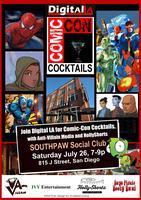 Digital LA - Comic-Con Party (San Diego)