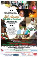 5th Annual DC Africa Festival