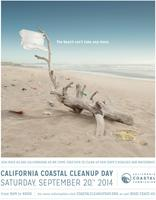 Coastal Cleanup Day at San Francisquito Creek