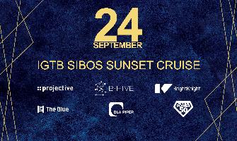 Sibos Sunset Cruise Registration, Tue, Sep 24, 2019 at 5:30