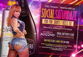 """Pum Pum Shorts And Heels Ed."" Ladies B4 12am & Free..."