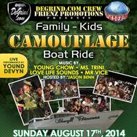 FAMILY / KIDS CAMOU BOATRIDE