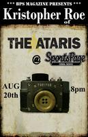 The Ataris (acoustic with Kristopher Roe) at Sports...