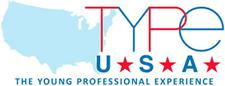 TYPE USA (The Young Professional Experience) logo