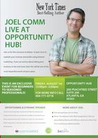 New York Times Best-Selling Author Joel Comm Live at...