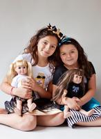 Doll and Me Tea Party - Saturday, September 13th 2014...