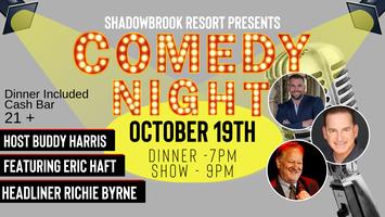 Shadowbrook Resort's Comedy Night
