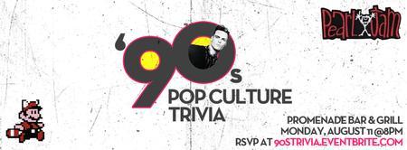 90's Pop Culture Trivia