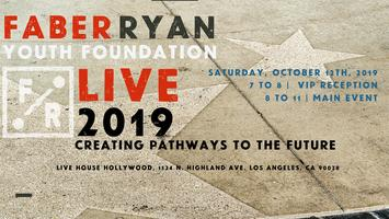 Faber Ryan Youth Foundation GALA LIVE 2019