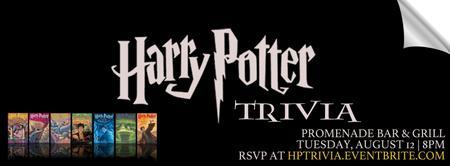 Harry Potter (Literary) Trivia
