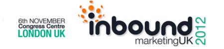 Inbound Marketing UK 2012 - stop marketing and start...