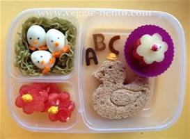Satisfying School Lunches & Snacks