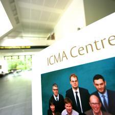 ICMA Centre, Henley Business School logo