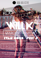 Koda Apparel 'Project X' Launch Party ft. Will K,...