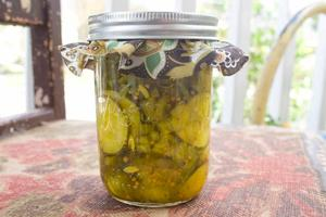 Pickling Workshop with Ashley Savoy