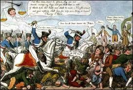 The Peterloo Massacre...the full story (Guided Tour)