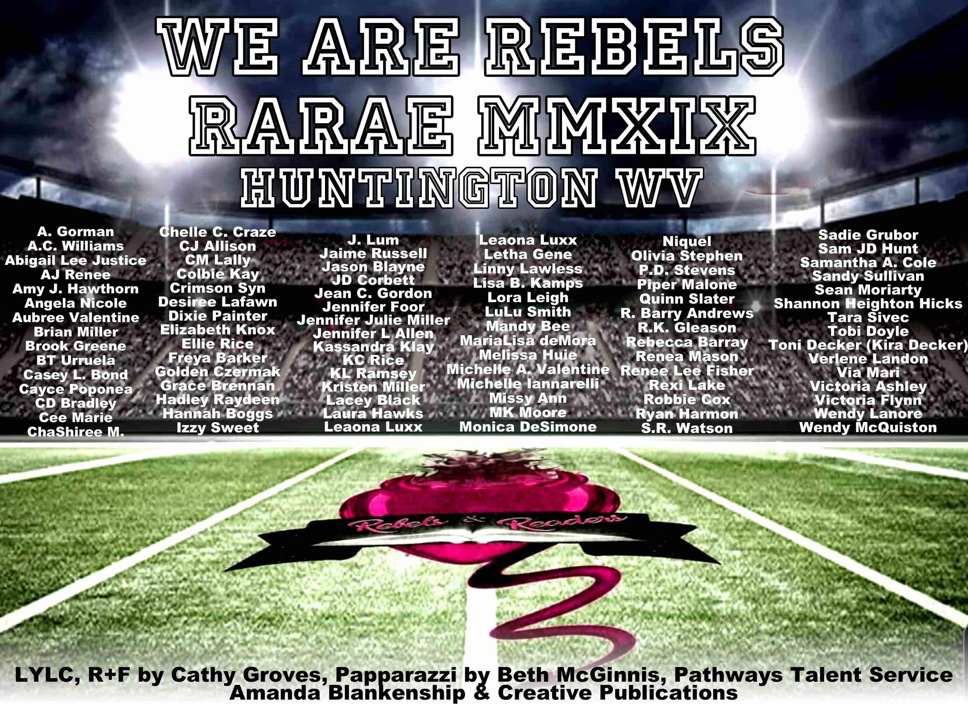 We Are Rebels Tickets Fri Nov 1 2019 At 7 00 Pm Eventbrite