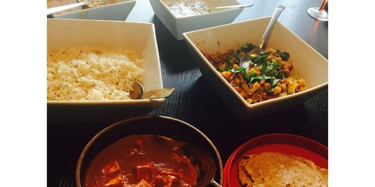 Indian Cooking Class - Group (03-26-2020 starts at 6:00 PM)
