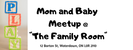 Mommy & Baby Meetup at The Family Room