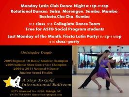 Fiesta Latina Dance